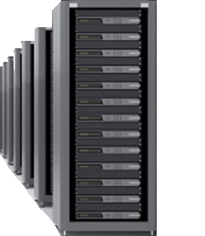 Web hosting and storage, file sharing and online backup
