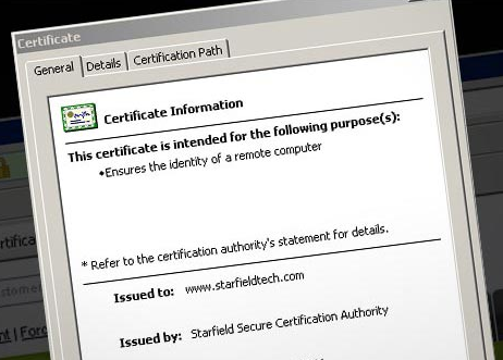 One SSL Certificate covers unlimited servers